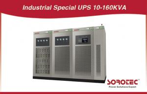 China IP42 Industrial Grade UPS with Digital Control 10KVA - 160KVA on sale