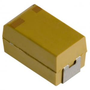 China T491X107K016AT high power electrolytic smd tantalum capacitor 100uf 16v,  high temperature capacitors on sale