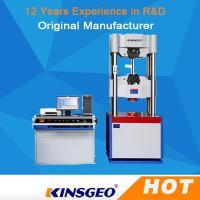 750mm Computer Servo Electronic Hydraulic Universal Testing Machines For Metallurgy