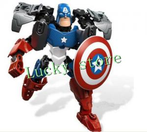 China The toy Avengers factory-DIY robot toy-BXX08 on sale