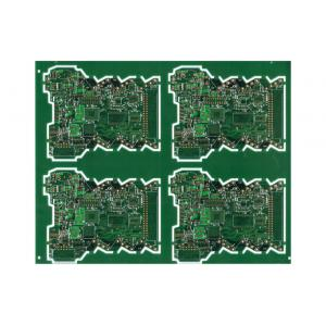 China ENIG Green Soldermask Multilayer PCB FR4 Custom Circuit Board For Transformer on sale