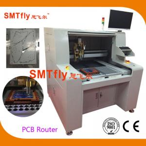 China High Volume Board PCB Router Machine PCB Depanelizer Automated Robot on sale