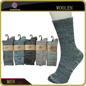 China wool ankle socks,knitted wool socks,colorful wool socks on sale