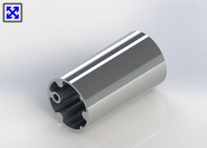 China Customized Round Tube Industrial Aluminum Profile 6000 Series on sale