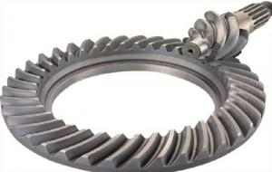 China High Precision Cnc Milling , Cnc 5 Axis For Gear Assembly Different Material on sale