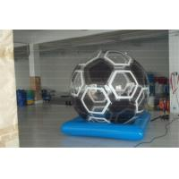 Professional Colorful Walk On Water Inflatable Ball CE ROHS Certification