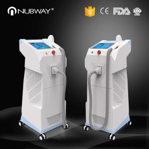 China 3 Wavelengths Diode Laser Hair Removal Machine 755/808/1064nm Long Lasting Result on sale