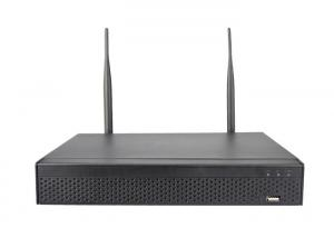 China H.265 WIFI NVR Network Video Recorder , 4 Channel Nvr Max About 300m on sale