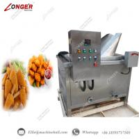 China Fruit And Vegetable Chips Frying Machine|Chicken Frying Machine|Automatic Fryer Machine|Chicken Fryer Machine Price on sale