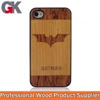 China Cheapest wood chip for iphones 4/4s/4g on sale