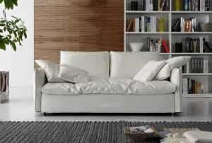 Modern Fabric Sofa Set. Quality White Fabric Modern Sofas With Solid Wood  Frame , Soft