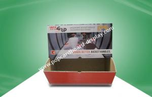 China Collapsible Paper presentation Boxes Customized With Dropping Pocket on sale