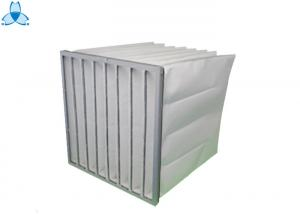 China Commercial Washable Hvac Air Filters , Air Bag Filter Air Conditioning Ventilation on sale