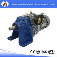 China Stepless Variator and Worm Gear Speed Reducer Series on sale