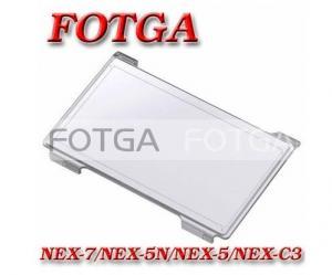 China Протектор экрана крышки клобука монитора Фотга ЛКД трудный для Соны НЭС-3 НЭС-5 НЭС-5К НЭС-5Н on sale