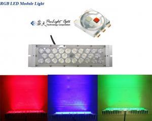 China Multicolor LED Module 35W Rgb Led Flood Light Module Outdoor Led Christmas Lights on sale