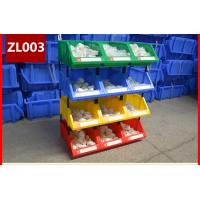 stackable plastic bin for warehouse warehouse stackable plastic storage bin for small parts