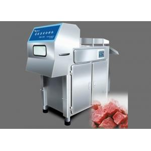 China 380V 50Hz Frozen Meat Cutting Machine , Stainless Steel Frozen Meat Cutter on sale