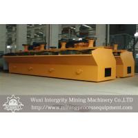 Mining Iron Ore Flotation Process Air Inflation Mechanical Agitating