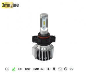 China COB Chip Automotive LED Headlight Bulbs Super Bright PSX24W With Single Beam on sale