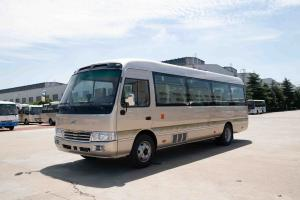 China Quality Assured Out Swing Door Transport Toyota Coaster 4435mm Wheelbase on sale