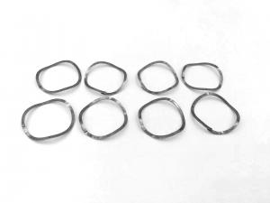 China Stainless steel Single turn wave spring washers suppliers 17-7PH(SUS631) supplier