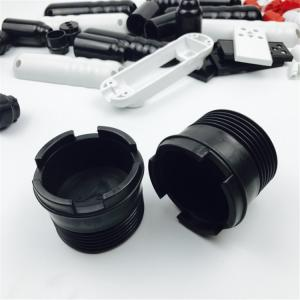 China 3 1/8 Drill Pipe Plastic Thread Protectors/plastic thread end Cap on sale