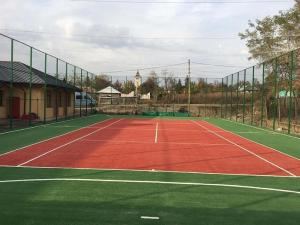 China Fibrillated Tennis Artificial Grass High Performance With High Dtex 8000 on sale