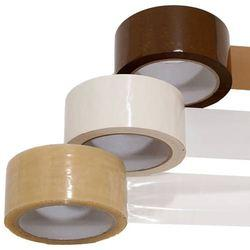 China SGS and ISO Certificated OPP Brown Tape on sale