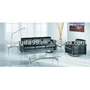 China OEM  1+2+3 PU / Leather Office Sofa Set on sale