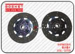 8-97362235-0 8973622350 Clutch Disc Suitable For Isuzu NPR Parts , Isuzu Accessories