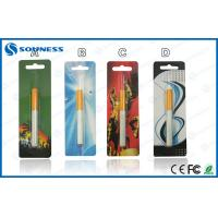 China 3.3V - 4.2V Healthy E Cigarettes 510 / 808D Electronic Cigarette on sale