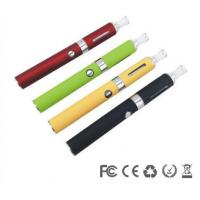 Green Ego Kit E Cig 600puffs 900puffs For Men , Evod T3 Atomizer E Cigarette