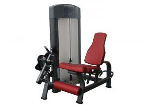 China Q235# Steel Life Fitness Strength Equipment , Multi Function Prone Leg Curl And Seated Leg Extension Machine supplier