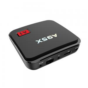 China Kodi 17.0 Wifi Set Top Box , A95X A1 Android 6.0 Wireless Set Top Box For TV on sale