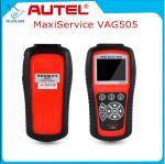 China Original Autel MaxiService VAG505 Scan Tool Diagnostic OBDII Code Reader VAG505 Troubleshooter Code wholesale