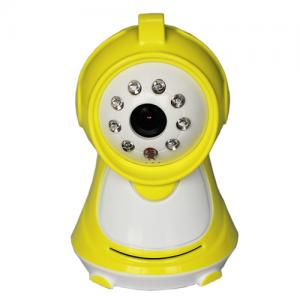 China AV output digital wireless baby monitor 420 TV line , Cordless 2.4 Ghz infant video monitor on sale