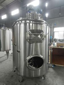 China cost effective stainless steel whirlpool beer tanks on sale