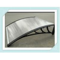 Polycarbonate door canopy/PC window awning/plastic door awning/front door canopy/5mm Hollo