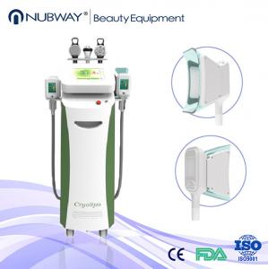 China vacuum cryo fat freezing / fat dissolving machine on sale