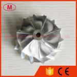 CT26 54.64/70.98mm 7+7 blades Turbocharger Billet/milling/aluminum 2024 compressor wheel