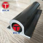 Non Alloy Seamless Special Omega Tube Material 20G Carbon Pressure Machinery