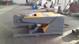 China Inclinaison de levage de levage hydraulique de positionneur de soudure de 3 axes par le Tableau de cylindre hydraulique tournant la vitesse de changement de VFD on sale