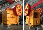 Low Noise Concrete Stone Crusher PEV Series Quick Discharge Gap Adjustment