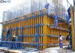 High Loading Capacity Climbing Formwork System OEM / ODM Acceptable