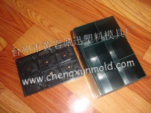 Quality plastic battery mould/battery case mould/plastic car battery shell mould for sale