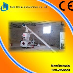China Simple Poultry Pellet making line/wood pellet product line on sale