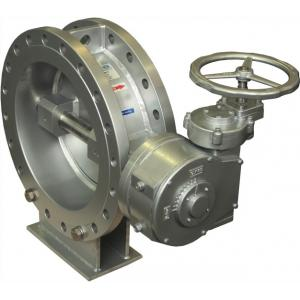 China Flange Type API609 Butterfly Valve CF8M Body F51 Disc NBR Seat 300lb Pressure on sale