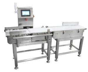 China High Precision Conveyor Weight Checker / General Dynamic Checking And Weighing Machine on sale