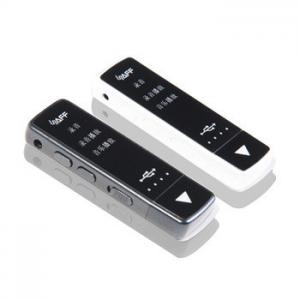 China MINI Spy 8GB Digital Audio Voice Recorder Dictaphone MP3 Player U Disk on sale